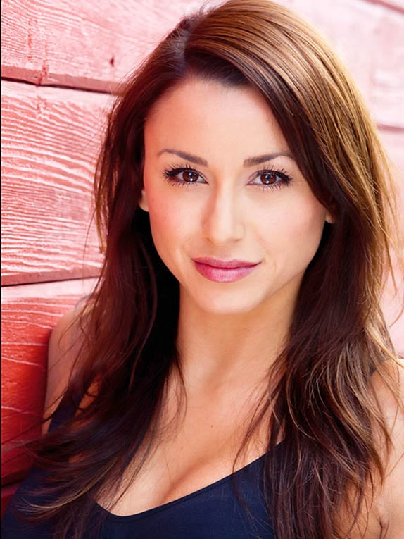 Actor Headshots of Michelle Borromeo